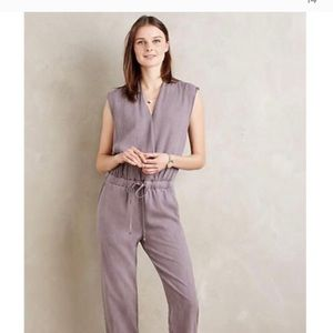Cloth and Stone Mignon Cross Front Jumpsuit